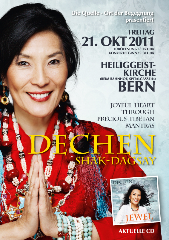 Dechen Shak Dagsay Dechen Shak-Dagsay Jewel